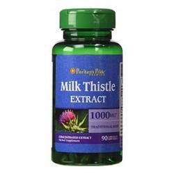 Thuốc Bổ Gan Milk Thistle Extract 1000mg 90 Viên