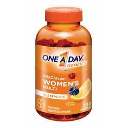 Kẹo Dẻo Vitamin One A Day Women's Vitacraves Gummies 230 Viên