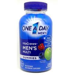 Kẹo Dẻo Vitamin One A Day Men's Vitacraves Gummies 230 Viên
