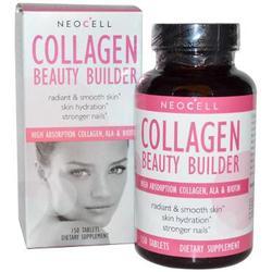 Viên Uống Bổ Sung Collagen - Neocell Collagen Beauty Builder 150 Viên