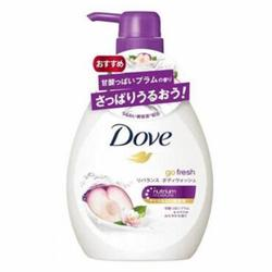 Sữa Tắm Dove Go Fresh 800ml