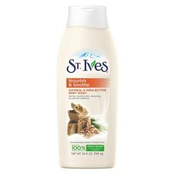 Sữa Tắm St.Ives Nourish & Soothe Oatmeal & Shea Butter Body Wash 709ml