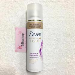 Dầu Gội Khô Dove Refresh Care Dry Shampoo 200ml