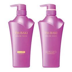 Bộ Dầu Gội Và Dầu Xả Shiseido Tsubaki 500 ml