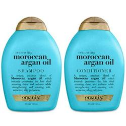 Bộ Dầu Gội Và Dầu Xả OGX Moroccan Argan Oil 385 ml