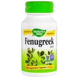 Viên Uống Lợi Sữa Nature's Way Fenugreek Seed 100 Viên