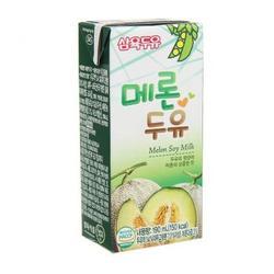 Sữa Dưa Lưới Sahmyook Hàn Quốc Thùng 24 Hộp x 190ml