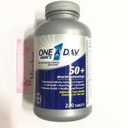 Vitamin Cho Nam Giới Trên 50 Tuổi One A Day Men 50+