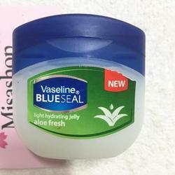 Sáp Dưỡng Ẩm Vaseline Blueseal Light Hydrating Jelly Aloe Fresh 50ml
