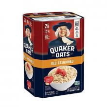 Yến Mạch Nguyên Hạt - Quaker Oats Old Fashioned 4,52kg