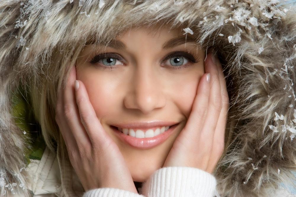 Cách chăm sóc da mùa đông