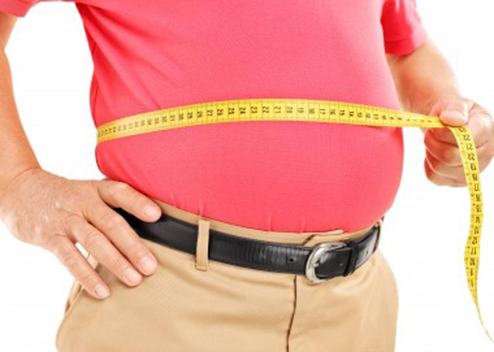 Thừa cân gây bất lực ở đàn ông