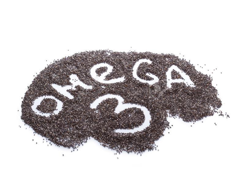 Hạt chia là nguồn axit béo giàu Omega-3