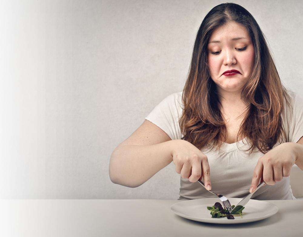 Ăn kiêng tiêu cực