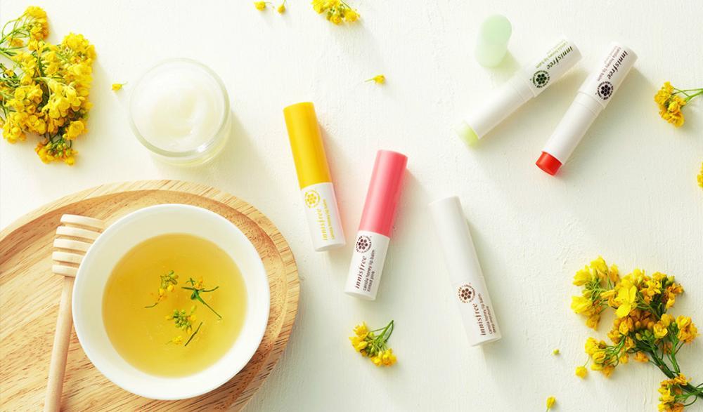 Làm son môi từ mật ong