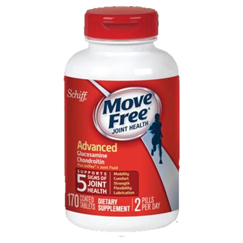 Schiff Move Free Join Health Advanced 170 Viên
