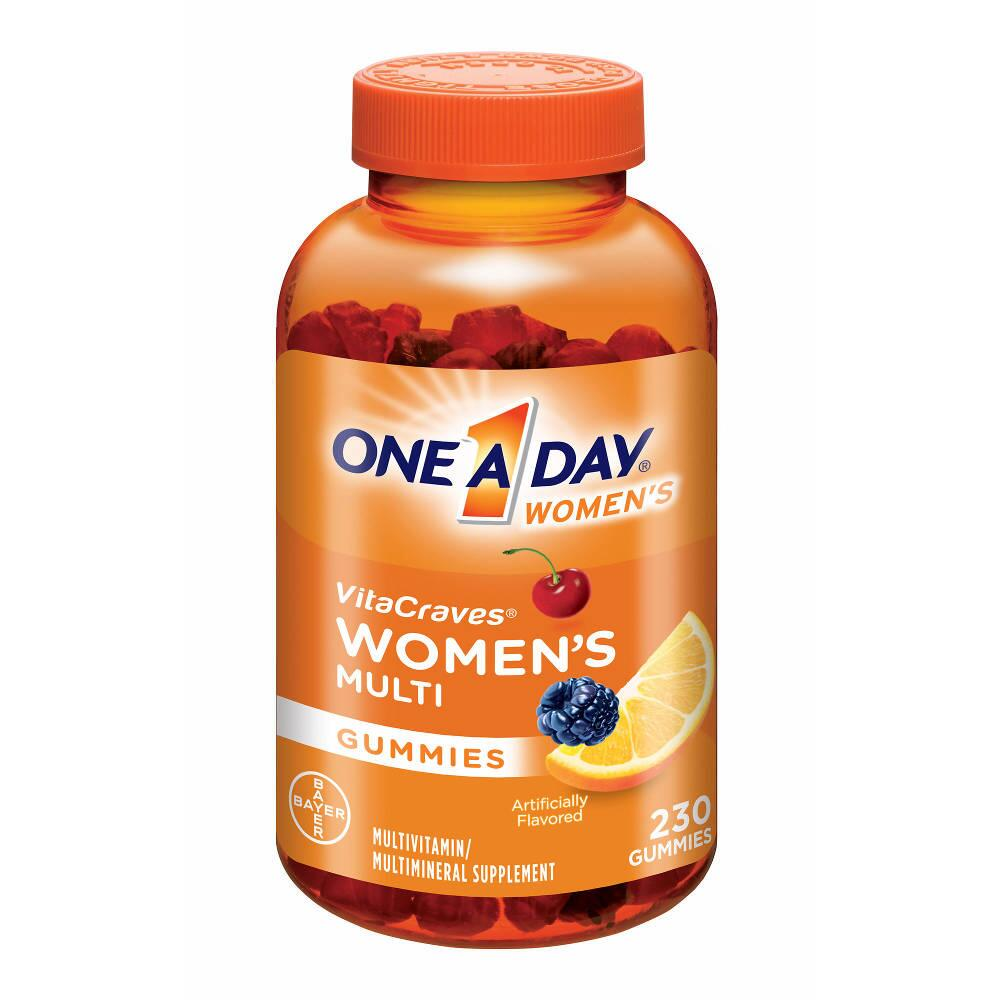 Kẹo Vitamin One A Day Women's Vitacraves Gummies 230 viên