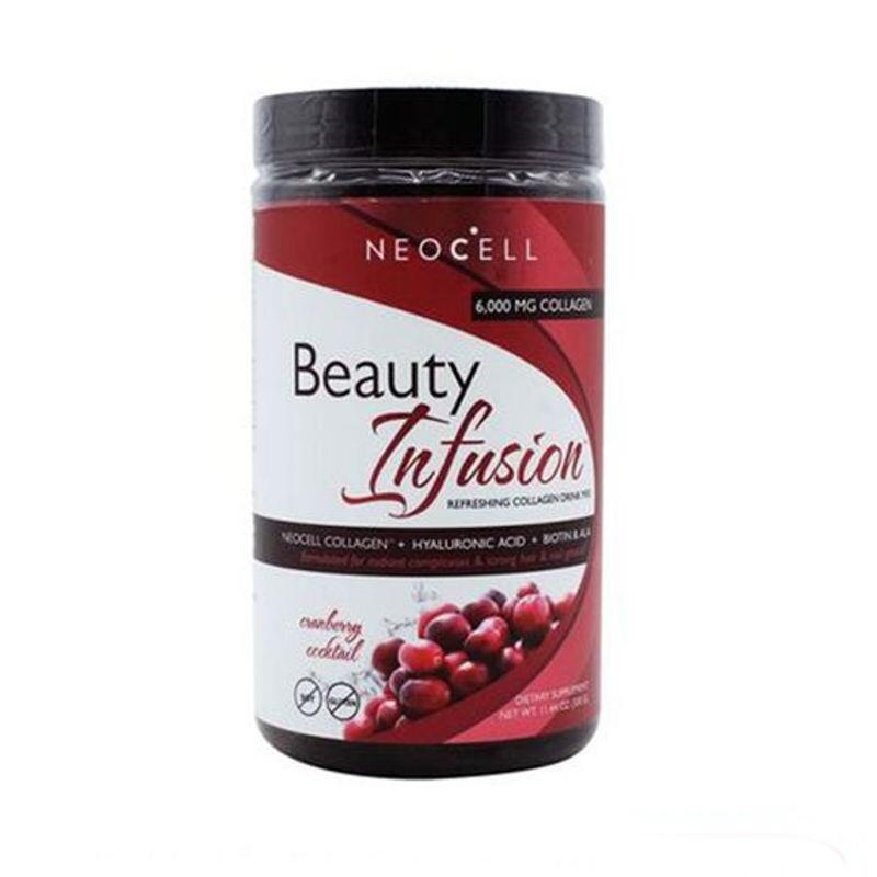 Bột Neocell Collagen Beauty Infusion 6000mg Chai 330g