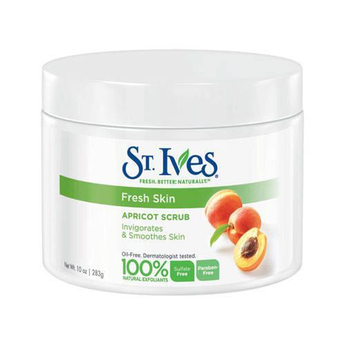 Kem Tẩy Tế Bào Chết Hương Mơ St.Ives Apricot Scrub Dạng Hũ 283g