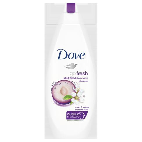 Sữa tắm dưỡng thể Dove Go Fresh body wash 500ml
