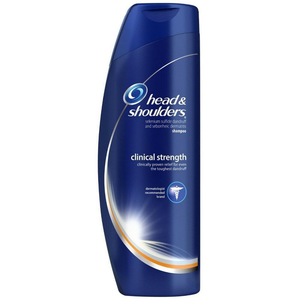 Dầu gội thuốc đặc trị gàu Head & Shoulder Clinical Strength Shampoo 400ml