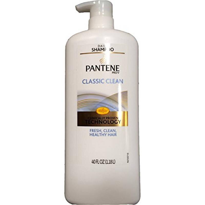 Dầu Gội Pantene Pro V Classic Clean 1.18l