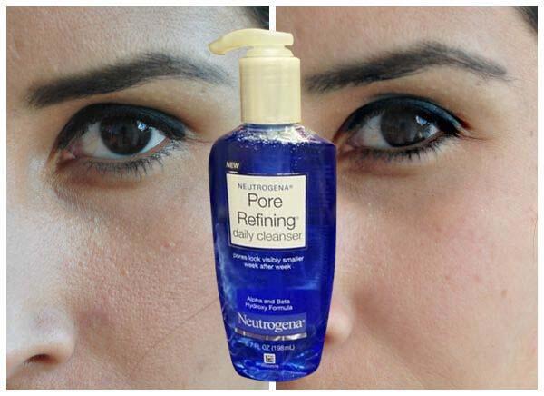 Sữa rửa mặt Neutrogena Pore Refining Daily Cleaser