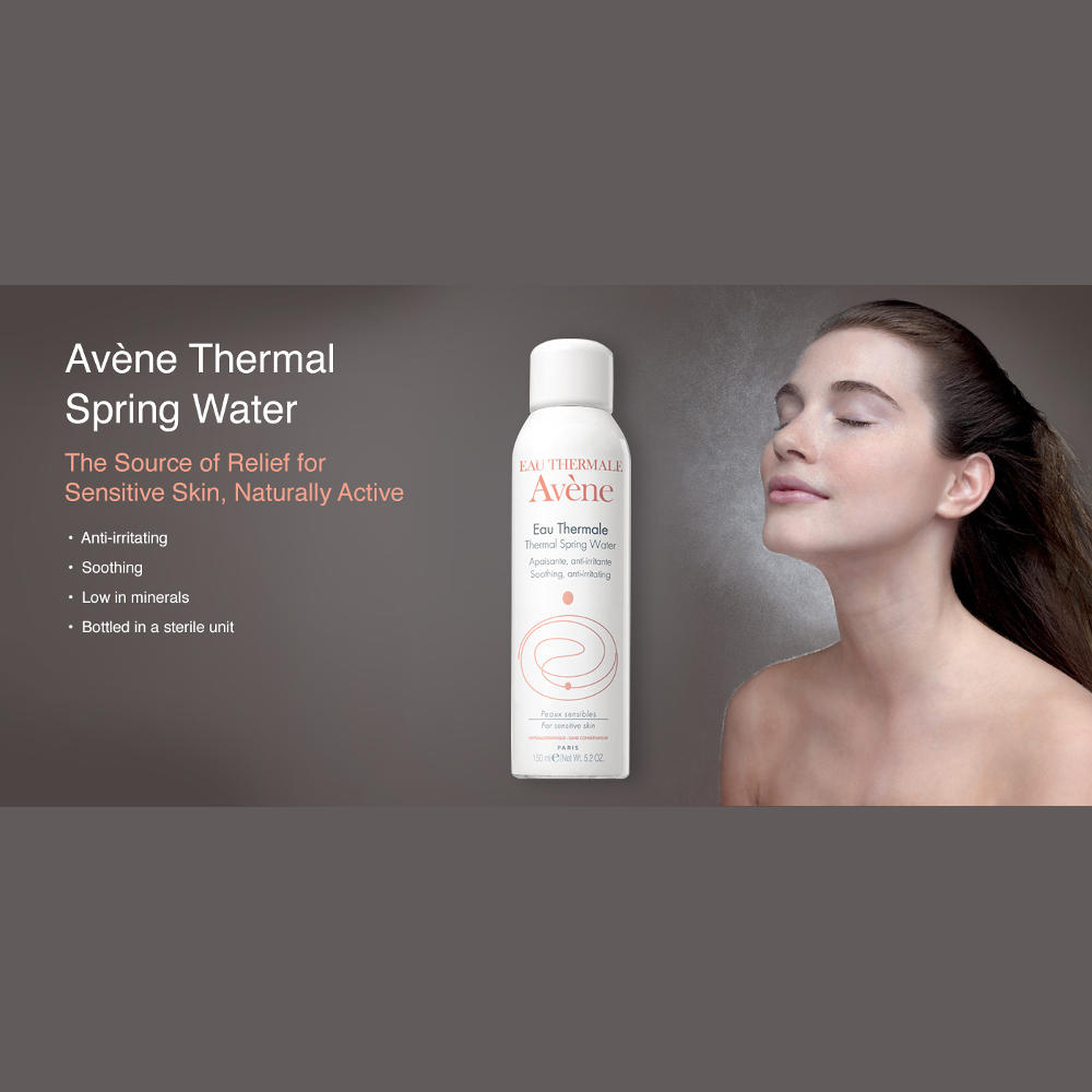 Xịt khoáng Eau Thermale Avene Thermal Spring Water