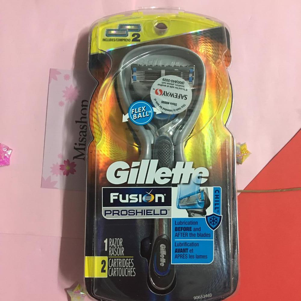 Dao cạo râu Gillette fusion Proglide 5 in 1